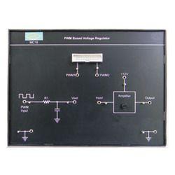 PWM Based Voltage Regulator