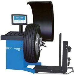 Heavy Vehicle Wheel Balancer