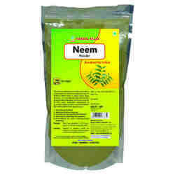 Neem Powder for Immunity