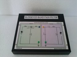 M Derived Band Pass Filter (Passive)