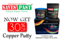 Copper Putty