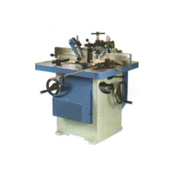 Tilting Arbour Spindle Moulder