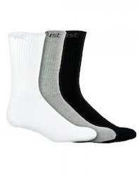 trendy sports socks