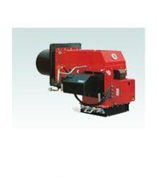 Incinerator Dual Fuel Burner