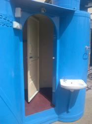 FRP Portable Toilet Blocks