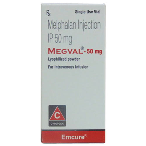 Melphalan Injections (Megval 50mg)