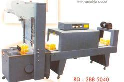 Sealer with Tunnel Automatic Shrink Packing Machine