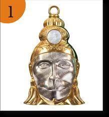 chole wale hanuman ji statue