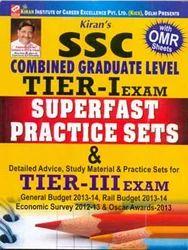 SSC CGL Tier I III