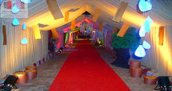 birthday parties event services
