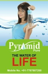 pyramid pure packaged drinking water