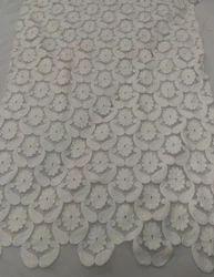Dyeble Net Fabric