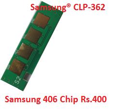 Samsung 406 Chip Resetter
