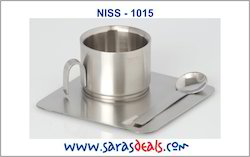 Stainless Steel Cup Set