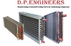 Cooling Coil & Heating Coil