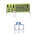 Precision H. V. Divider Resistor
