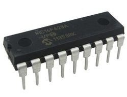 IR RC5 Decoder Chip