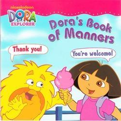 Shree Books Doras Children Book of Manners