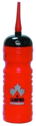 City Soft Water Bottles with Long Spout