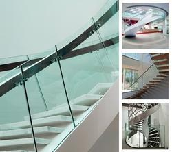 Glass Frameless Railing