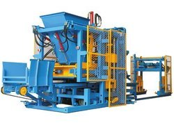Fully Automatic Multipurpose Concrete Block Making Machines