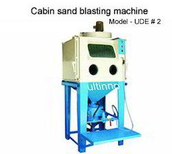 Cabin Sandblasting Machine