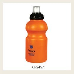 orange promotion bottles