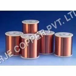 copper enamelled wire