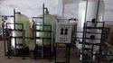 DM Plant (De Mineralization Plant)