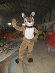 Deer Fur Costume