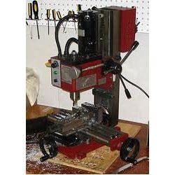 Mini Milling Machine SX 2