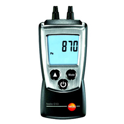 Handy Differential Pressure Measurement Instruments