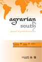 Agrarian South: Journal of Political Economy