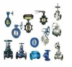 Industrial Valves & Flanges
