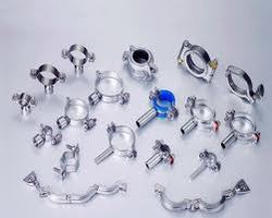 Tube & Pipe Clamps & Bolts