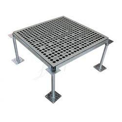 steel cementitious false floor