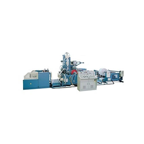 Twin Die Extrusions Lamination Machine