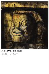 Aditya+Basak+%28+Mix+Media+On+Paper+%29+Paintings