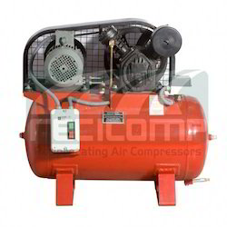 recicomp air compressor 7 5