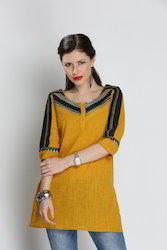 Smart Kurti Cotton Designer
