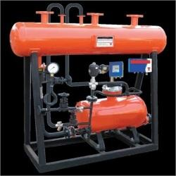automatic condensate transfer pump