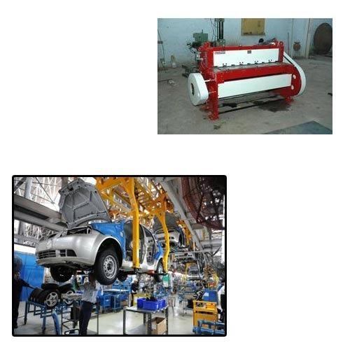 Shearing Machine for Automobile Industry