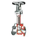 Microfinish Bellows Sealed Globe Valve