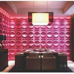 MDF+3D+Wall+Panel