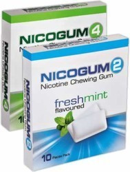 Nicogum 2mg Tablet