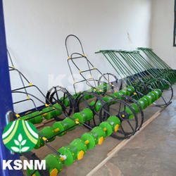 Manual Operated Seeding Machine