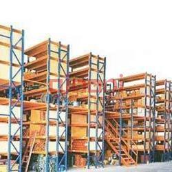 Two Tier Flooring Racks