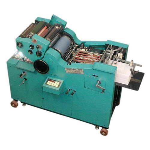 DX Offset Printing Machine