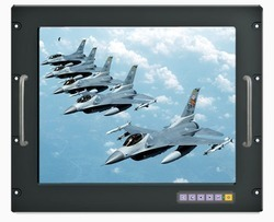 Industrial Rackmount LCD Monitors