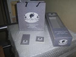 Custom Printed Hair Extension Packaging Boxes With Bags